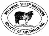 Melanian Sheep Breeders Logo